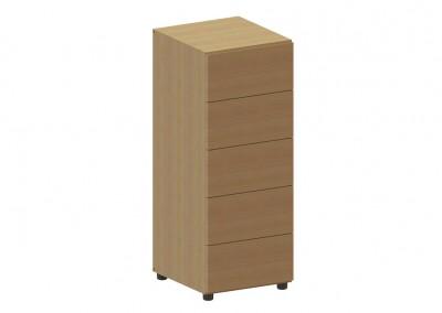 child 5: συρταριέρα 45x48x113,8cm
