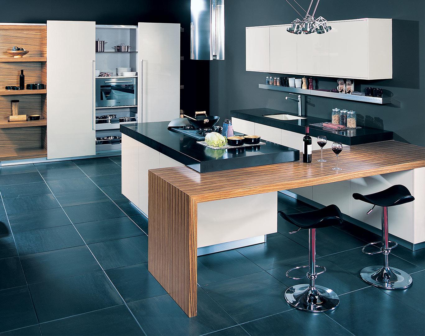 chill modern kitchen