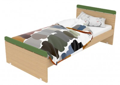 frodo: μονό παιδικό κρεβάτι 100cm ή ημίδιπλο 119cm
