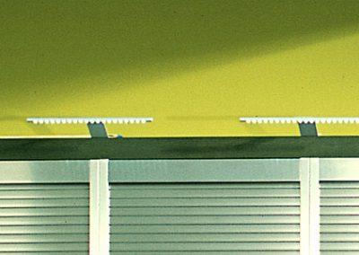 jazz: led lights for top shelf  installation