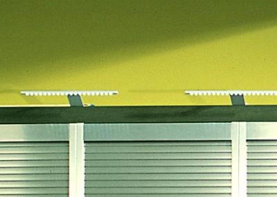jazz: set προσαρμοζόμενων led lights για τοποθέτηση πάνω από ντουλάπες ή ράφια
