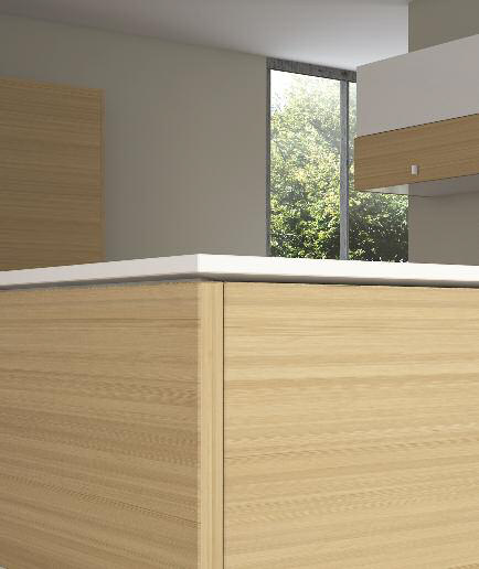 Corian Benchtop Endless Styles: Modern Kitchen Furniture