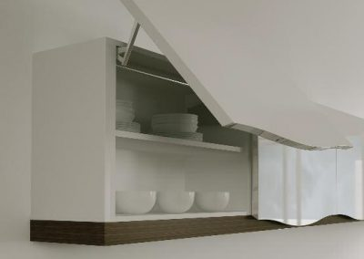 otzias wood: up and over lift systems that meet all the practical and functional requirements