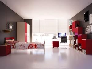 Ολοκληρωμένο δωμάτιο