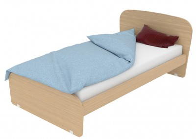 tatoo: μονό παιδικό κρεβάτι πλάτους 100cm, ημίδιπλο 119cm ή διπλό πλάτους 156cm